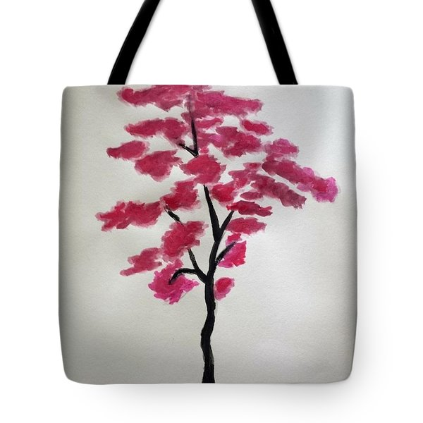 Tree Of Grace Tote Bag