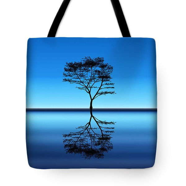 Tree Of Life Tote Bag by Bernd Hau