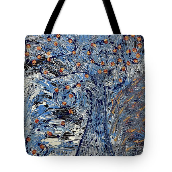 Tree Of Life  Tote Bag by Cathy Beharriell