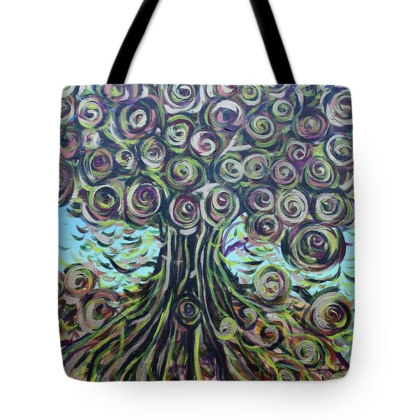 Tree Of Life- Fall Tote Bag