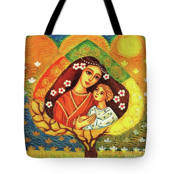 Tree Of Life II Tote Bag
