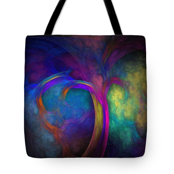 Tree Of Life Tote Bag by Lyle Hatch