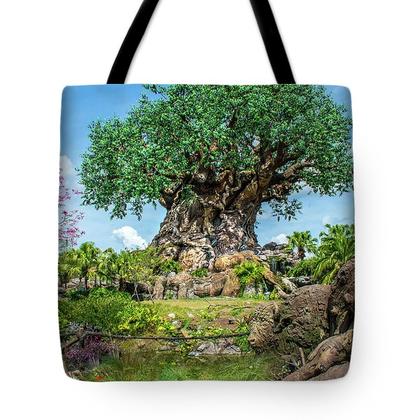 Tree Of Life Tote Bag by Pamela Williams