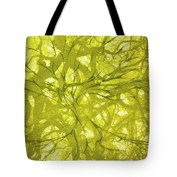 Tree Of Life Tote Bag by Rachel Hames