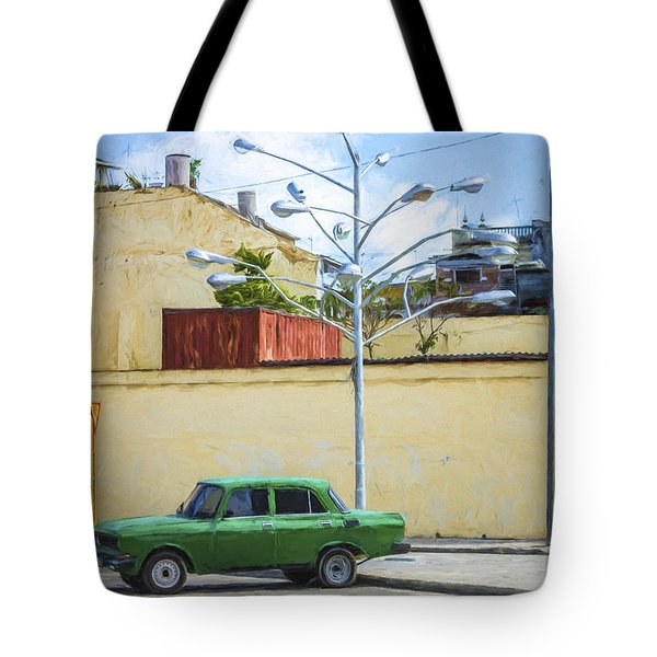 Tree Of Light Tote Bag