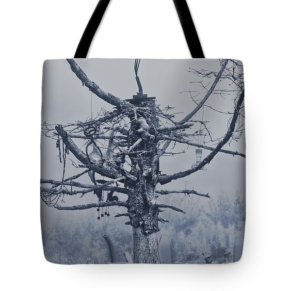 Tree Of Lost Possibles Tote Bag