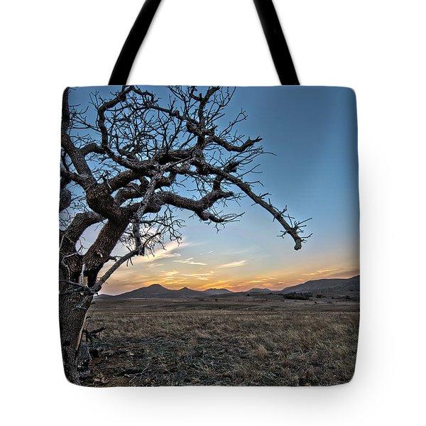 Tree Of Lost Souls Tote Bag