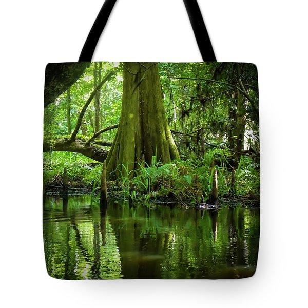 Tree Of My Soul Tote Bag