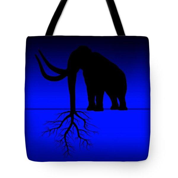 Tree Of Strength Prosperity And Longevity Tote Bag
