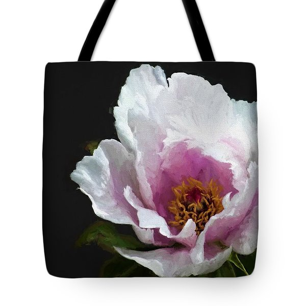 Tree Paeony I Tote Bag