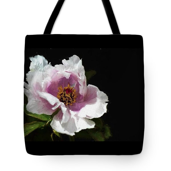 Tree Paeony II Tote Bag