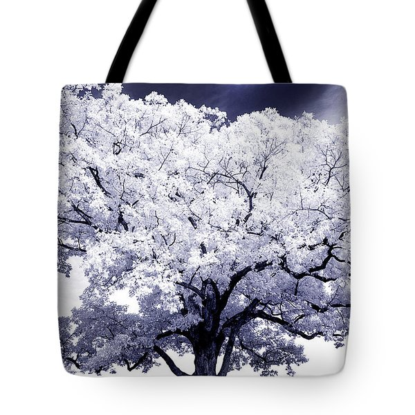 Tote Bag featuring the photograph Tree by Paul W Faust - Impressions of Light