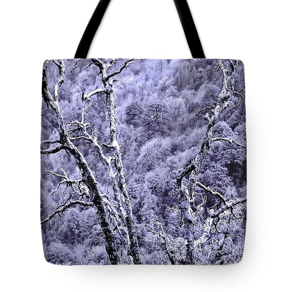 Tree Sprite Tote Bag