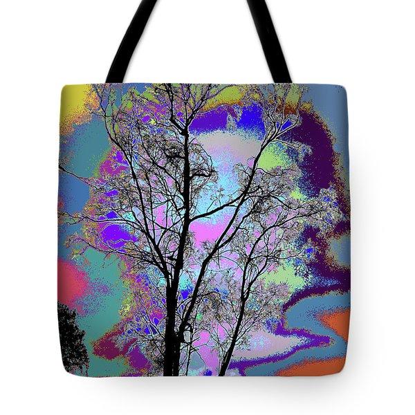 Tree - Story Of Life Tote Bag