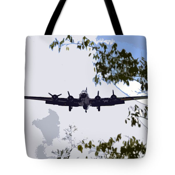 Tree Top Fly Er Tote Bag by David Lee Thompson