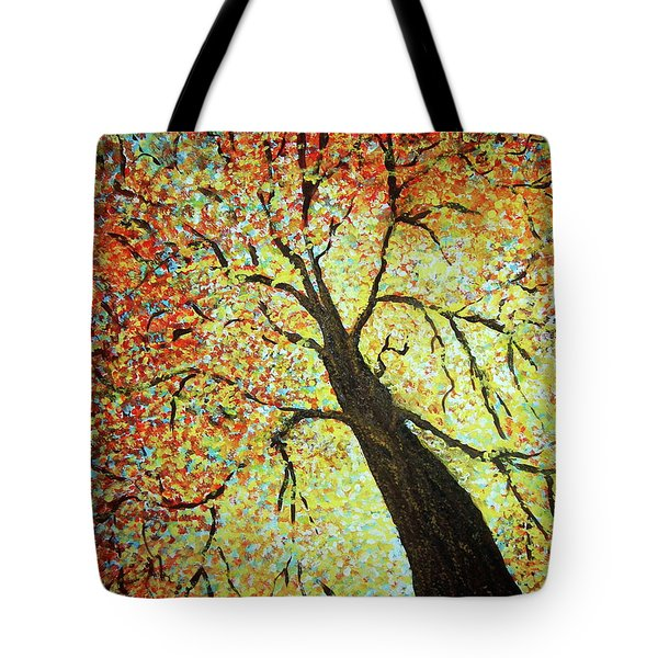 Treehouse Branches Tote Bag
