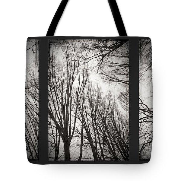 Treeology Tote Bag by Dorit Fuhg