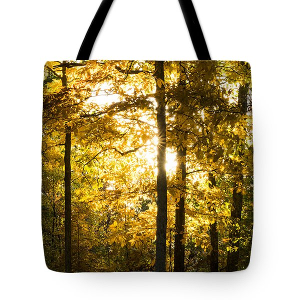 Trees 1 Tote Bag by Kevin Blackburn