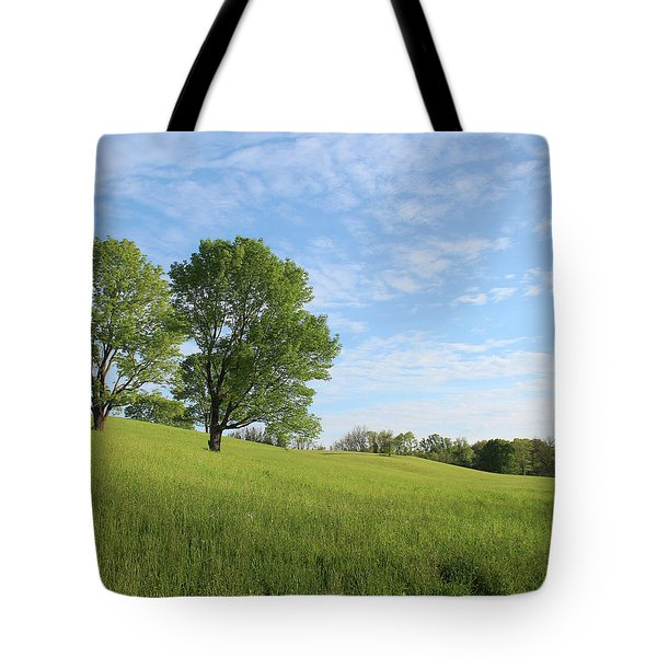 Summer Trees 3 Tote Bag