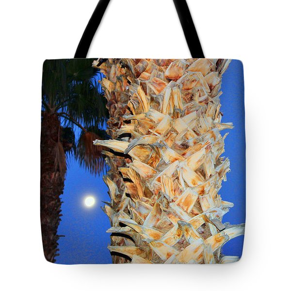 Trees Capture Sun Tote Bag