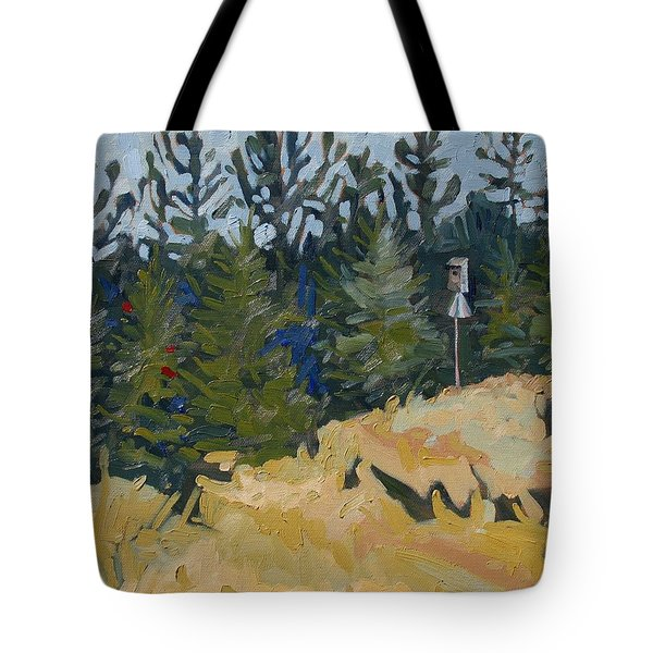 Trees Grow Tote Bag
