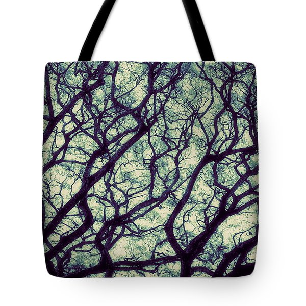 Tote Bag featuring the photograph Trees by Ranjini Kandasamy