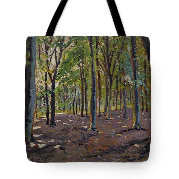 Trees Reeshofbos Tote Bag