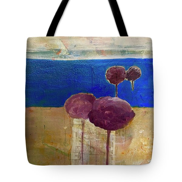 Treescape Tote Bag
