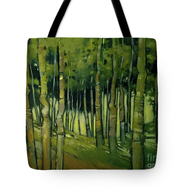 Treesong Summer Tote Bag