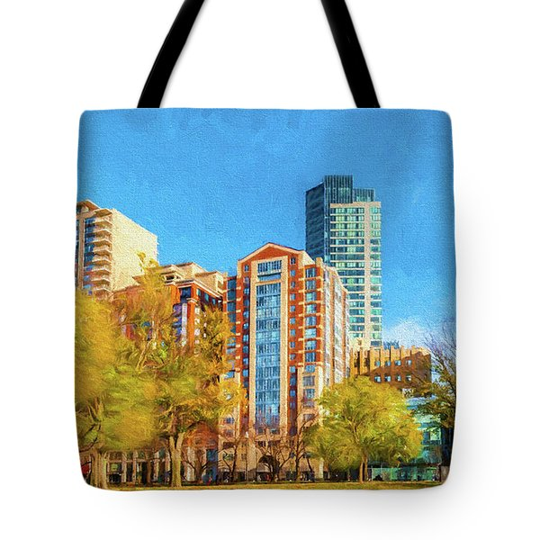 Tremont Street Tote Bag