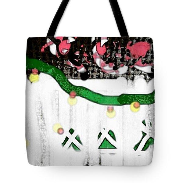 Trespassing Her Garden6 Tote Bag