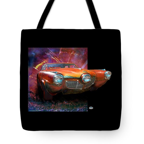 Tri-clops Tote Bag