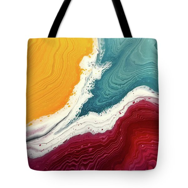 Triad 1 Tote Bag