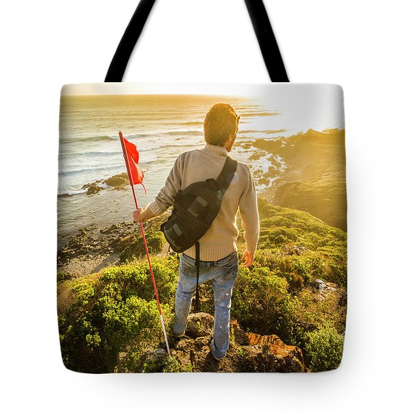 Trials And Triumphs  Tote Bag
