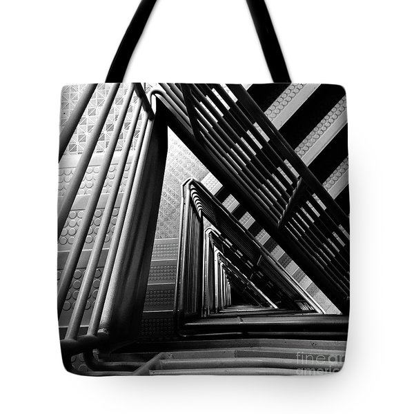 Tote Bag featuring the photograph Triangles  by Elena Nosyreva