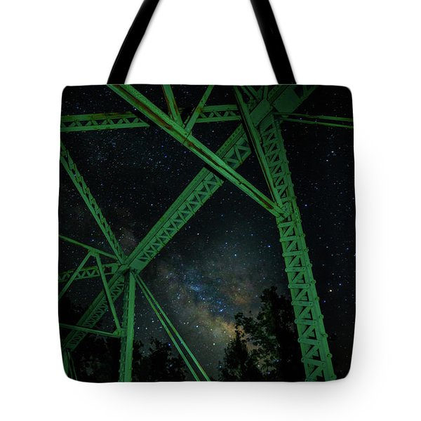 Triangulation Tote Bag