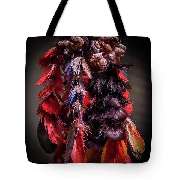 Tribal Art Tote Bag