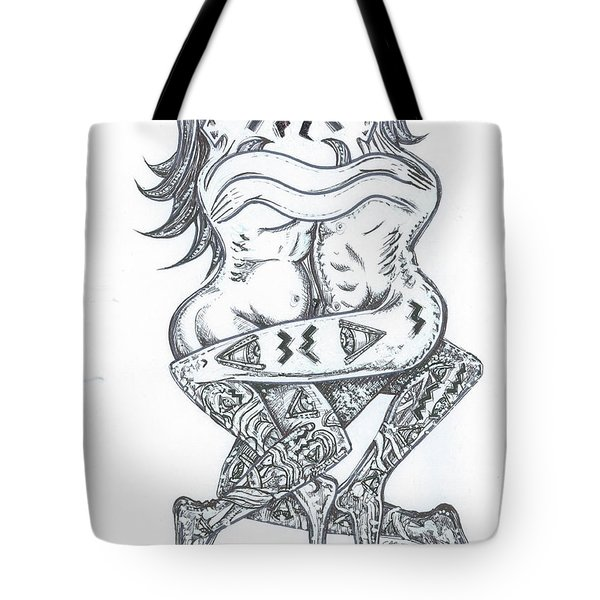 Fertility Dance Tote Bag