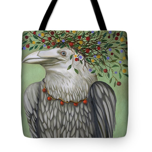 Tribal Nature Tote Bag by Leah Saulnier The Painting Maniac