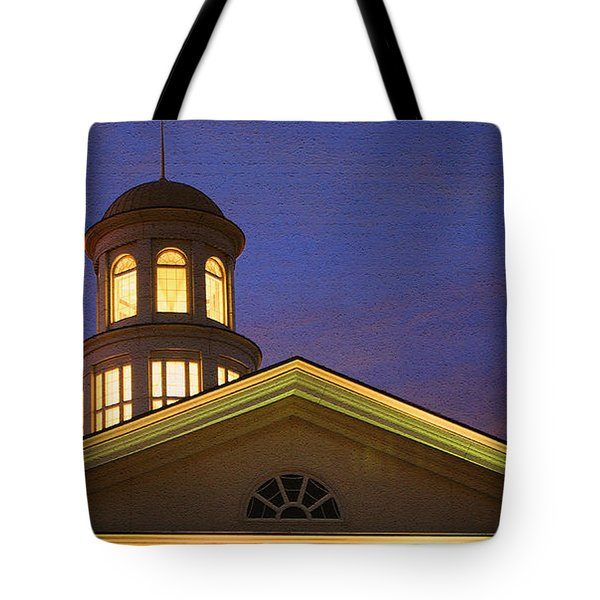 Trible Library Dome Tote Bag