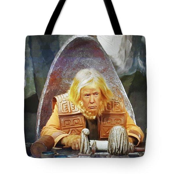 Tribunal Trump Tote Bag