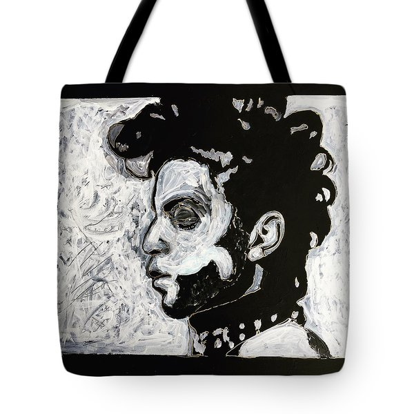 Tribute To Prince Tote Bag