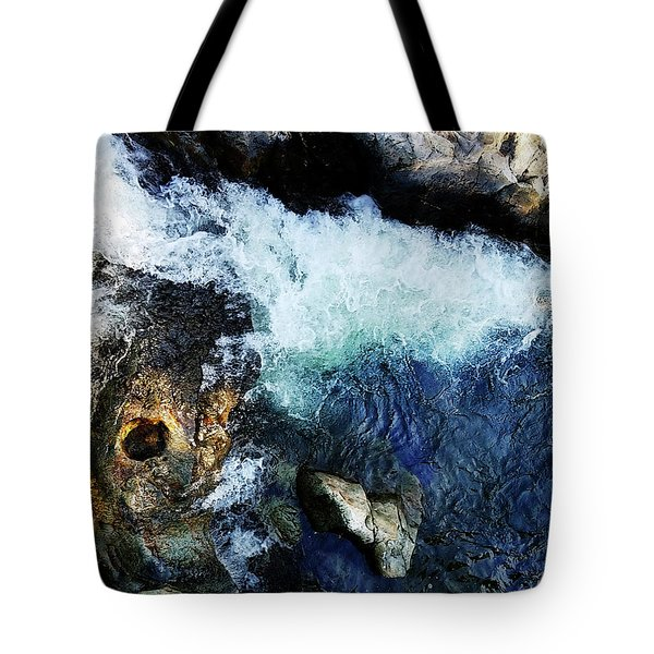 Tribute Trail Newtown Ditch Tote Bag