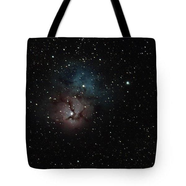 Trifid Nebula Tote Bag