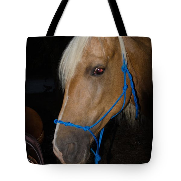 Trigger Ancestry Line Tote Bag by Donna Brown