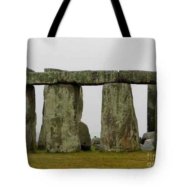 Trilithons Tote Bag by Priscilla Richardson