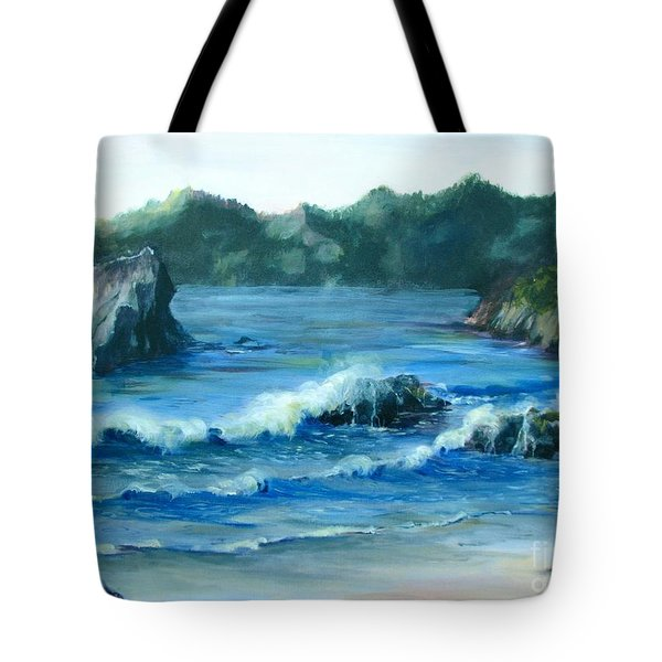 Trinidad Beach Tote Bag