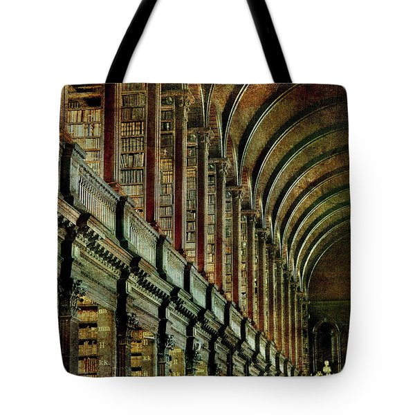 Trinity College Library Tote Bag