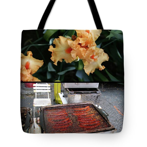 Trinity Tote Bag by James W Johnson
