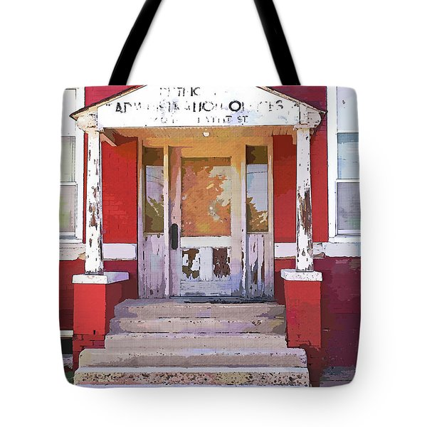 Trinity Or Trinidad Tote Bag